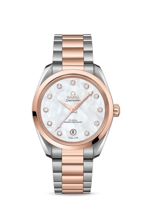 Aqua Terra 150 M Omega Co-Axial Master Chronometer Damen 38 mm - 220.20.38.20.55.001