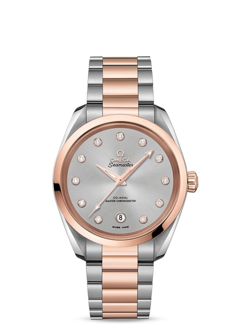Aqua Terra 150 M Omega Co-Axial Master Chronometer Damen 38 mm - 220.20.38.20.56.002