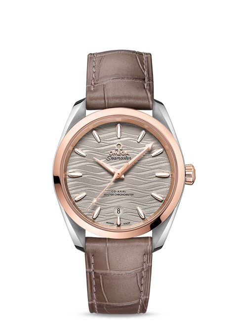 Aqua Terra 150 M Omega Co-Axial Master Chronometer Damen 38 mm - 220.23.38.20.06.001