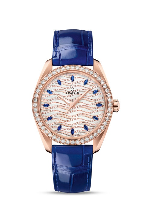 Aqua Terra 150 M Omega Co-Axial Master Chronometer Damen 38 mm - 220.58.38.20.99.005