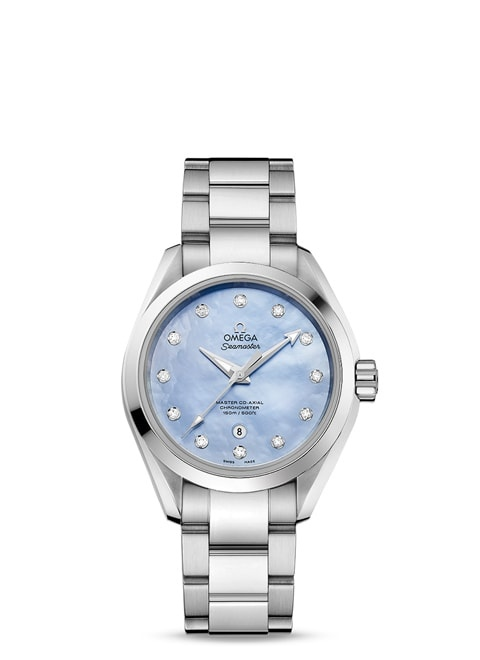 Aqua Terra 150M Omega Master Co-Axial 34 mm - 231.10.34.20.57.002