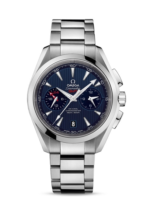 Aqua Terra 150M Omega Co-Axial GMT Chronograph 43 mm - 231.10.43.52.03.001