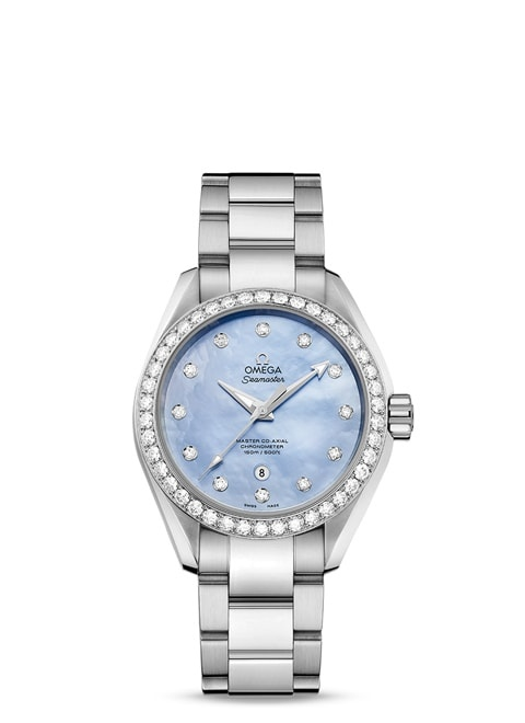 Aqua Terra 150M Omega Master Co-Axial 34 mm - 231.15.34.20.57.002