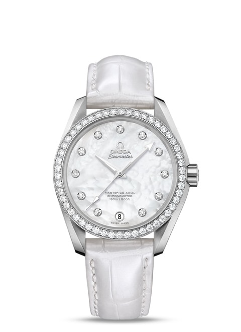 Aqua Terra 150M Omega Master Co-Axial Ladies' 38.5 mm - 231.18.39.21.55.001