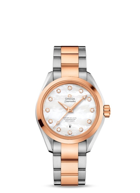 Aqua Terra 150M Omega Master Co-Axial 34 mm - 231.20.34.20.55.001