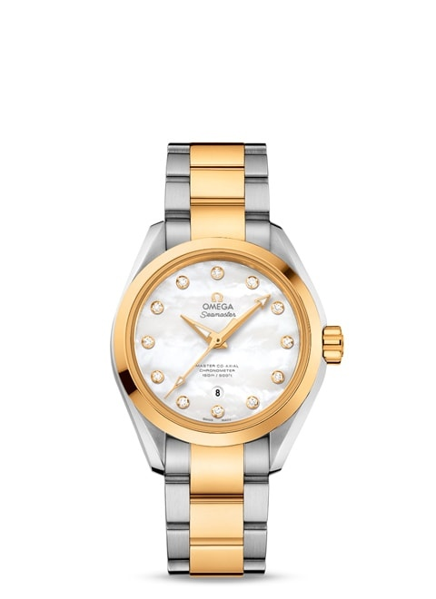Aqua Terra 150M Omega Master Co-Axial 34 mm - 231.20.34.20.55.002