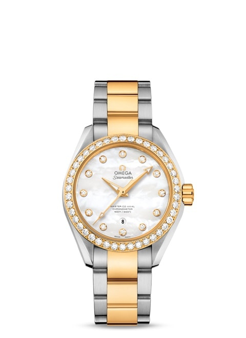 Aqua Terra 150M Omega Master Co-Axial 34 mm - 231.25.34.20.55.006