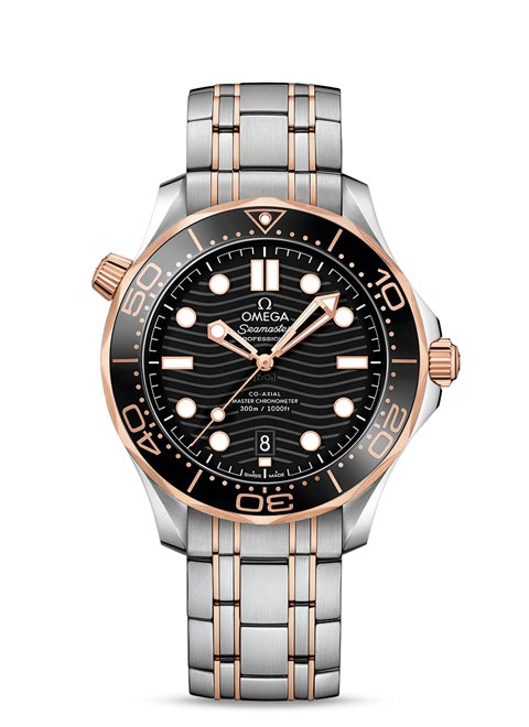 Diver 300M Omega Co-Axial Master Chronometer 42 mm - 210.20.42.20.01.001