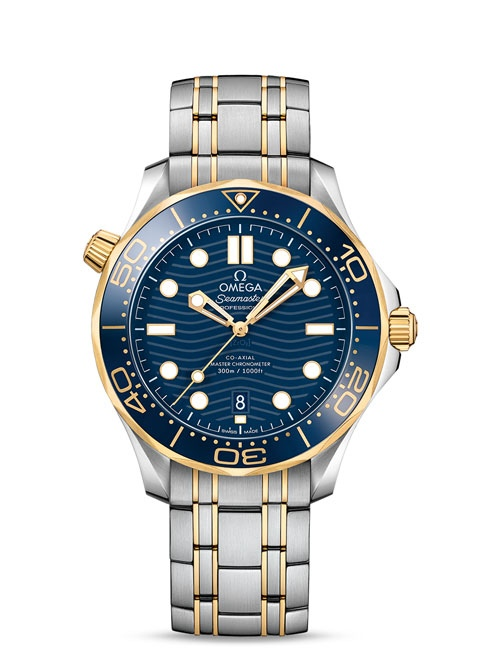 Diver 300M Omega Co-Axial Master Chronometer 42 mm - 210.20.42.20.03.001