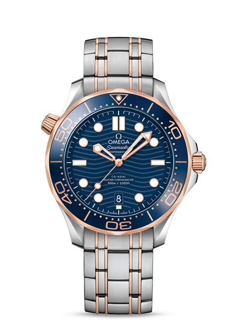 Diver 300M Omega Co-Axial Master Chronometer 42 mm - 210.20.42.20.03.002