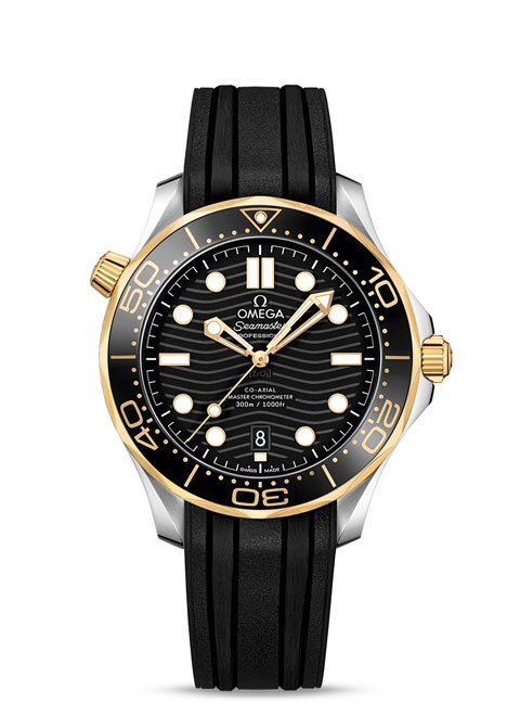Diver 300M Omega Co-Axial Master Chronometer 42 mm - 210.22.42.20.01.001