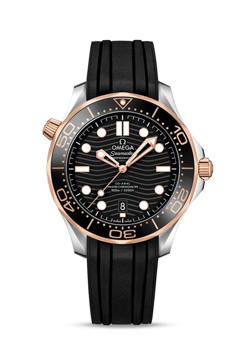 Diver 300M Omega Co-Axial Master Chronometer 42 mm - 210.22.42.20.01.002