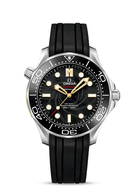 Diver 300M Omega Co-Axial Master Chronometer 42 mm - 210.22.42.20.01.003