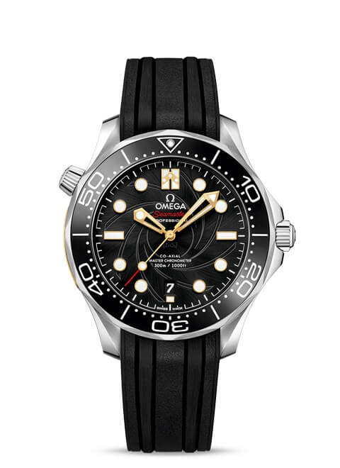 Diver 300M Omega Co-Axial Master Chronometer 42 mm - 210.22.42.20.01.004