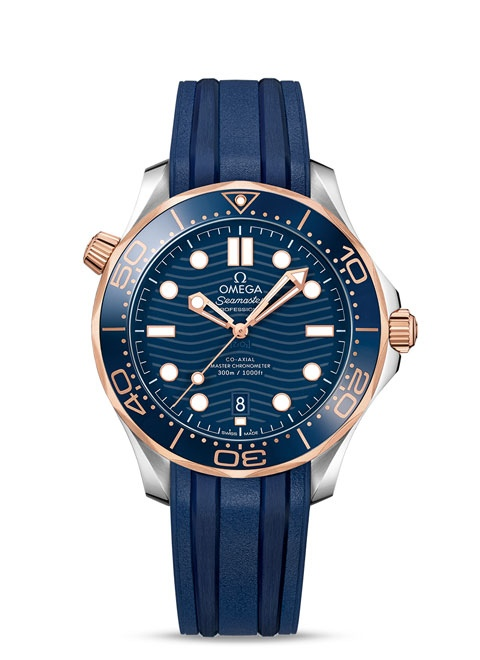 Diver 300M Omega Co-Axial Master Chronometer 42 mm - 210.22.42.20.03.002