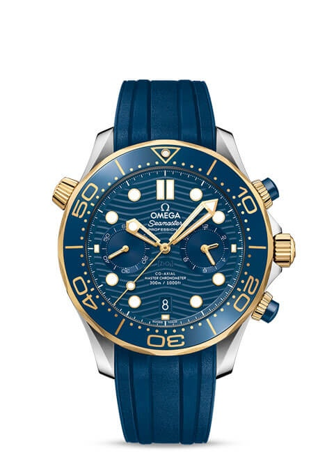 Diver 300M Omega Co-Axial Master Chronometer Chronograph 44 mm - 210.22.44.51.03.001