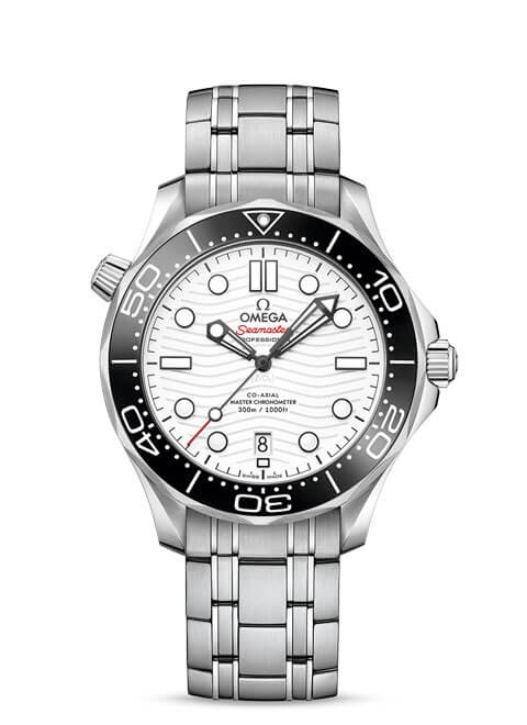 Diver 300M Omega Co-Axial Master Chronometer 42 mm - 210.30.42.20.04.001