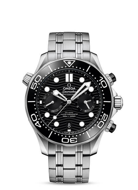 Diver 300M Omega Co-Axial Master Chronometer Chronograph 44 mm - 210.30.44.51.01.001