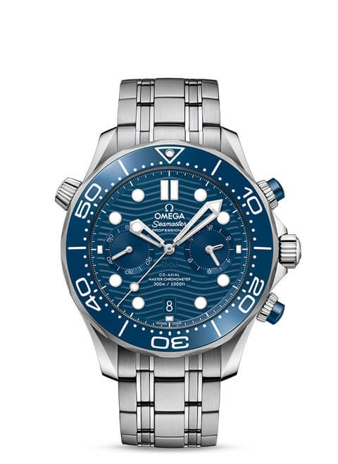 Diver 300M Omega Co-Axial Master Chronometer Chronograph 44 mm - 210.30.44.51.03.001
