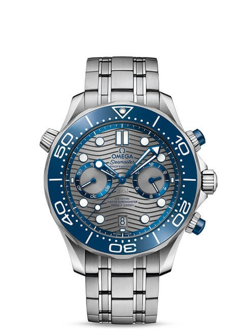 Diver 300M Omega Co-Axial Master Chronometer Chronograph 44 mm - 210.30.44.51.06.001