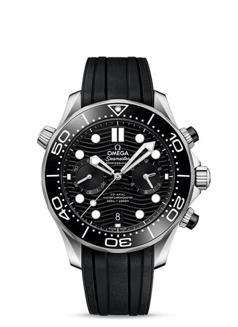 Diver 300M Omega Co-Axial Master Chronometer Chronograph 44 mm - 210.32.44.51.01.001