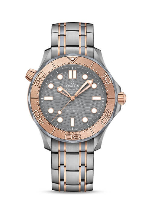 Diver 300M Omega Co-Axial Master Chronometer 42 mm - 210.60.42.20.99.001