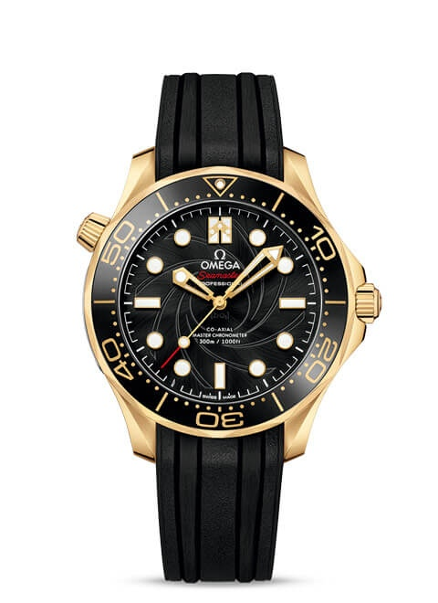 Diver 300M Omega Co-Axial Master Chronometer 42 mm - 210.62.42.20.01.001