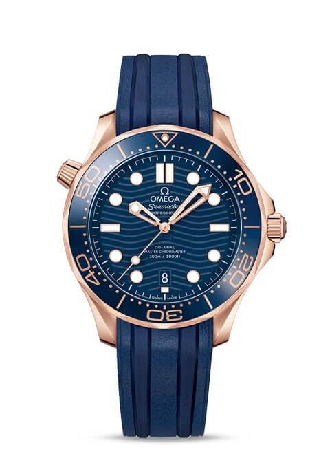 Diver 300M Omega Co-Axial Master Chronometer 42 mm - 210.62.42.20.03.001