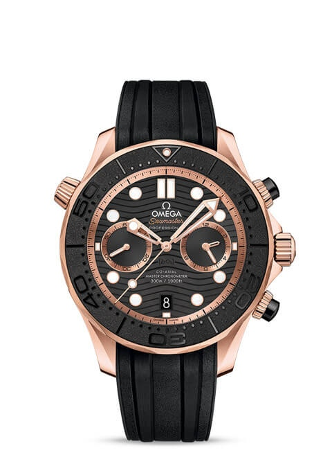 Diver 300M Omega Co-Axial Master Chronometer Chronograph 44 mm - 210.62.44.51.01.001
