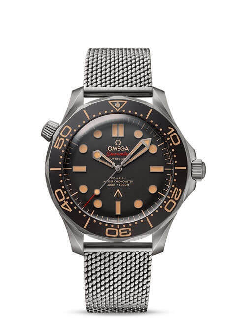 Diver 300M Omega Co-Axial Master Chronometer 42 mm - 210.90.42.20.01.001