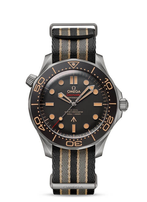 Diver 300M Omega Co-Axial Master Chronometer 42 mm - 210.92.42.20.01.001