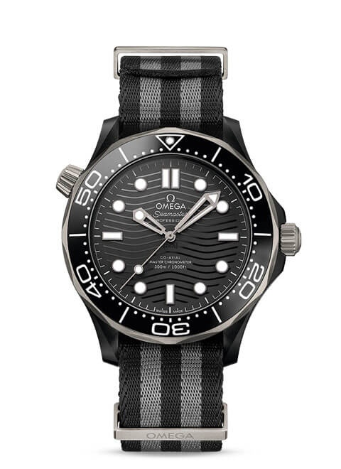 Diver 300M Omega Co-Axial Master Chronometer 43,5 mm - 210.92.44.20.01.002