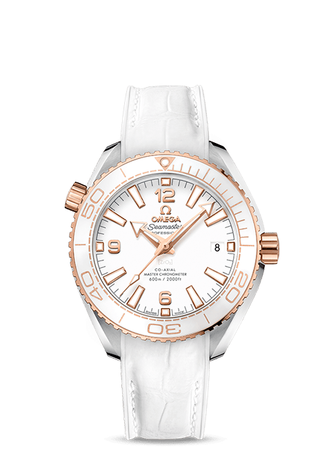 Seamaster Planet Ocean 600M Omega Co-Axial Master Chronometer 39.5 mm - SKU 215.23.40.20.04.001