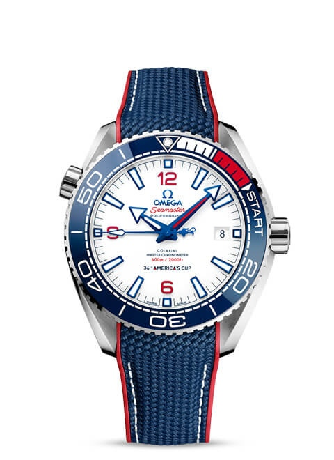 Planet Ocean 600M Omega Co-Axial Master Chronometer 43.5 mm - 215.32.43.21.04.001