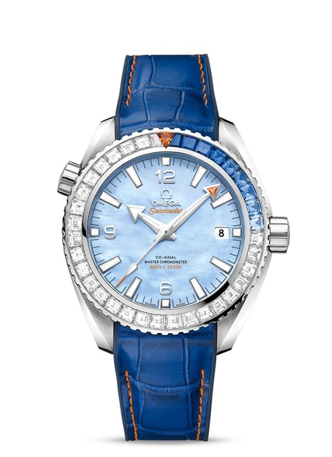 Planet Ocean 600M Omega Co-Axial Master Chronometer 43,5 mm - 215.58.44.21.07.001