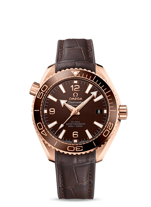 Seamaster Planet Ocean 600M Omega Co-Axial Master Chronometer 39,5 mm - SKU 215.63.40.20.13.001