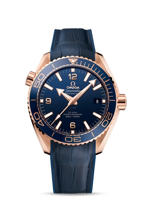 Planet Ocean 600M Omega Co-Axial Master Chronometer 43,5 mm - 215.63.44.21.03.001