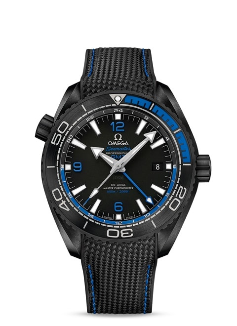Planet Ocean 600M Omega Co-axial Master Chronometer GMT 45.5 mm - 215.92.46.22.01.002