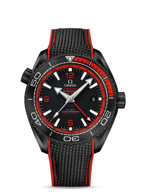 Planet Ocean 600M Omega Co-axial Master Chronometer GMT 45.5 mm - 215.92.46.22.01.003