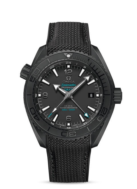 Planet Ocean 600M Omega Co-axial Master Chronometer GMT 45.5mm - 215.92.46.22.01.005