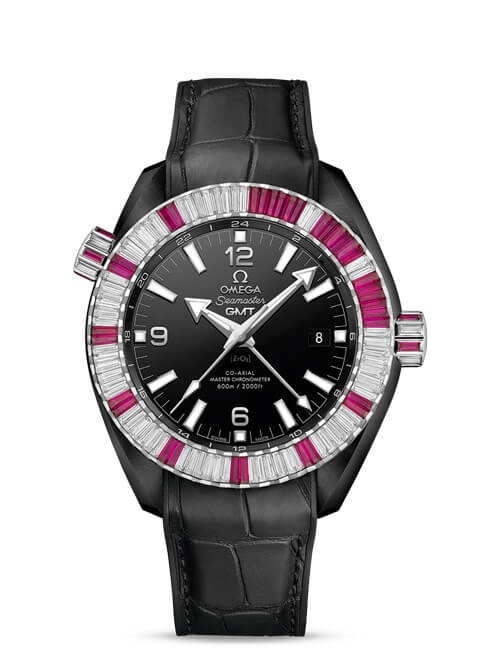 Planet Ocean 600M Omega Co-axial Master Chronometer GMT 45.5 mm - 215.98.46.22.01.002