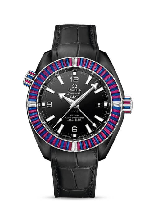 Planet Ocean 600M Omega Co-axial Master Chronometer GMT 45.5 mm - 215.98.46.22.01.003