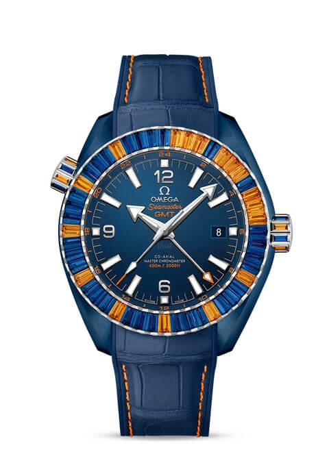 Planet Ocean 600M Omega Co-axial Master Chronometer GMT 45.5 mm - 215.98.46.22.03.001