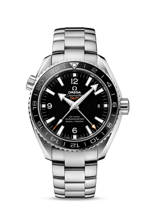 Planet Ocean 600M Omega Co-Axial GMT 43,5 mm - 232.30.44.22.01.001