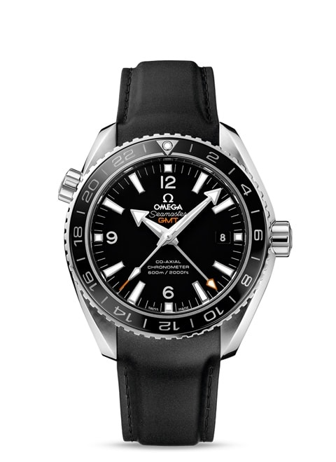 Planet Ocean 600M Omega Co-Axial GMT 43,5 mm - 232.32.44.22.01.001