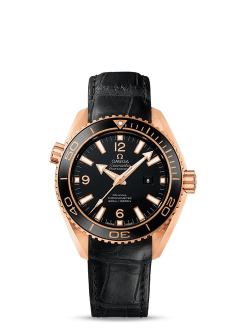 Planet Ocean 600M Omega Co-Axial 37,5mm - 232.63.38.20.01.001