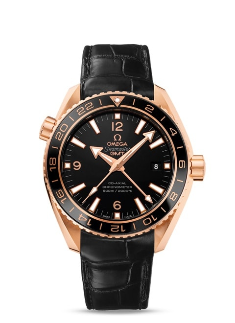 Planet Ocean 600M Omega Co-Axial GMT 43,5 mm - 232.63.44.22.01.001