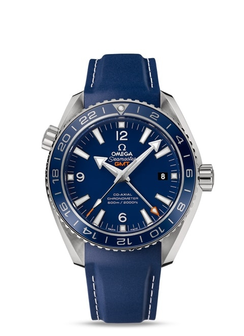 Planet Ocean 600M Omega Co-Axial GMT 43,5 mm - 232.92.44.22.03.001