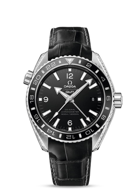 Planet Ocean 600M Omega Co-Axial GMT 43,5 mm - 232.98.44.22.01.001
