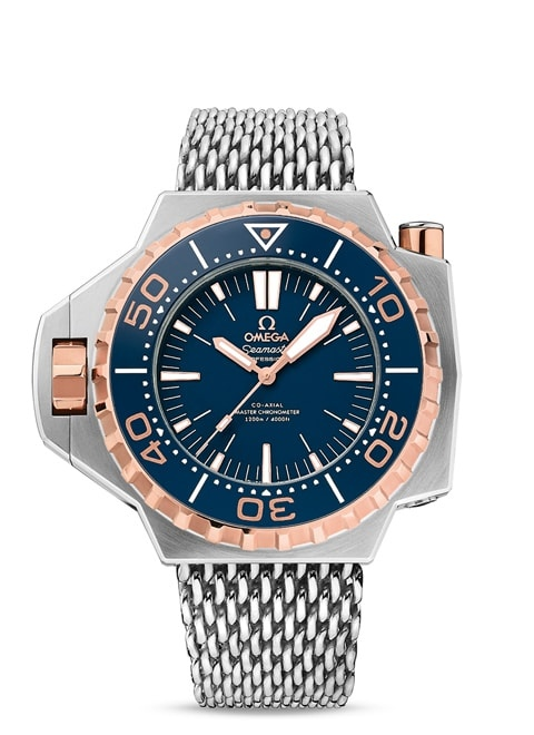 Ploprof 1200 M Omega Co-Axial Master Chronometer 55 x 48 mm - 227.60.55.21.03.001